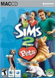 Case art for The Sims 2 Pets Expansion Pack - Mac