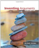 Inventing Arguments 3rd 2012 9780840027757 Front Cover