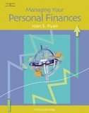 Managing Your Personal Finances 5th 2005 Revised 9780538441759 Front Cover