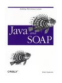 Java and SOAP 2002 9780596001759 Front Cover