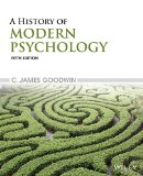 History of Modern Psychology  cover art