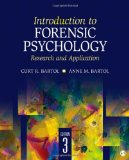 Introduction to Forensic Psychology Research and Application 3rd 2011 9781412991759 Front Cover