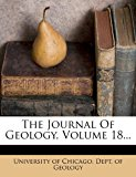 Journal of Geology 2012 9781277727760 Front Cover