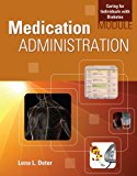 Medication Administration Caring for Individuals with Diabetes Module 2011 9781435481763 Front Cover