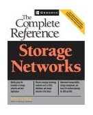 Storage Networks The Complete Reference 2003 9780072224764 Front Cover