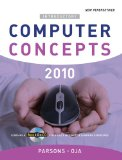 New Perspectives on Computer Concepts 2010, Introductory 12th 2009 9780324780765 Front Cover