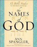 Names of God 52 Bible Studies for Individuals and Groups 2009 9780310283768 Front Cover