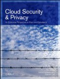 Cloud Security and Privacy An Enterprise Perspective on Risks and Compliance 1st 2009 9780596802769 Front Cover