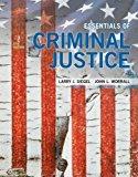 Essentials of Criminal Justice: