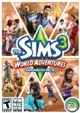 Case art for The Sims 3: World Adventures Expansion Pack