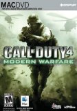 Case art for Call of Duty 4: Modern Warfare - Mac