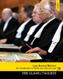 Law among Nations An Introduction to Public International Law 10th 2012 Revised  9780205855773 Front Cover