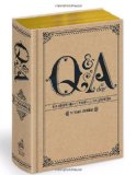 Q&a a Day 5-Year Journal 1st 2010 9780307719775 Front Cover