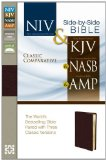 Niv Classic Comparative Side-by-Side Bible 2012 9780310436775 Front Cover