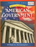 American Government 2005 9780131335776 Front Cover