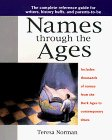 Names Through the Ages 1999 9780425168776 Front Cover
