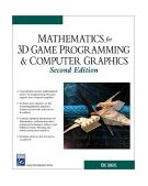 Math for 3D Game Programming and Computer Graphics 2nd 2003 9781584502777 Front Cover