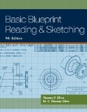 Basic Blueprint Reading and Sketching 9th 2010 Revised 9781435483781 Front Cover