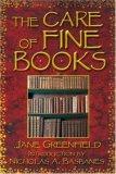 Care of Fine Books 2007 9781602390782 Front Cover