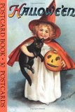 Halloween Postcard Book 2003 9781883211783 Front Cover