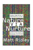 Nature Via Nurture Genes, Experience, and What Makes Us Human 2003 9780060006785 Front Cover