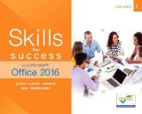 Skills for Success with Microsoft Office 2016  9780134320786 Front Cover