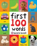 First 100 Words 2011 9780312510787 Front Cover