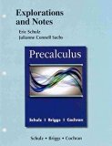 Precalculus 2013 9780321858788 Front Cover