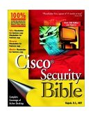 Cisco Security Bible 2002 9780764548789 Front Cover