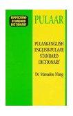 Pulaar-English - English-Pulaar Standard Dictionary 1996 9780781804790 Front Cover