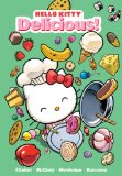 Hello Kitty: Delicious! 2014 9781421558790 Front Cover