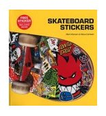 Skateboard Stickers 2004 9781856693790 Front Cover