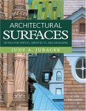 Architectural Surfaces Details for Artists, Architects, and Designers 2005 9780393730791 Front Cover
