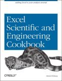 Excel Scientific and Engineering Cookbook 1st 2006 9780596008796 Front Cover