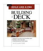 Building a Deck 2002 9781561584796 Front Cover