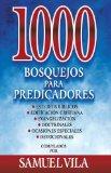 1000 Bosquejos para Predicadores 2012 9788482674797 Front Cover