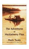 Adventures of Huckleberry Finn 1981 9780553210798 Front Cover