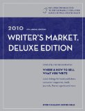 2010 Writer's Market 9th 2009 9781582975801 Front Cover