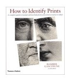 How to Identify Prints 2nd 2004 Revised  9780500284803 Front Cover