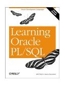 Learning Oracle PL/SQL 2001 9780596001803 Front Cover