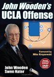 John Wooden's UCLA Offense 1st 2006 9780736061803 Front Cover