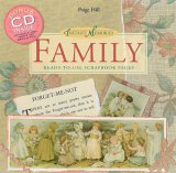 Family Ready-to-Use Scrapbook Pages 2005 9781402723803 Front Cover