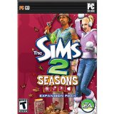 Case art for The Sims 2 Seasons Expansion Pack