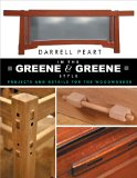 In the Greene and Greene Style Projects and Details for the Woodworker 2013 9781610351805 Front Cover