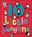 10 Little Penguins 2009 9781846109805 Front Cover