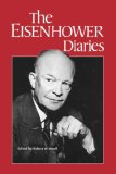 Eisenhower Diaries 1981 9780393331806 Front Cover