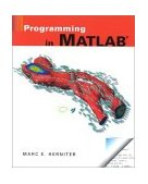 Programming in MATLAB� 1st 2000 9780534368807 Front Cover