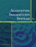 Accounting Information Systems 8th 2009 9780324663808 Front Cover