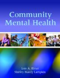 Community Mental Health 2010 9780763783808 Front Cover