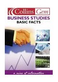 Gem Basic Facts Business Studies 5th 2002 9780007121809 Front Cover